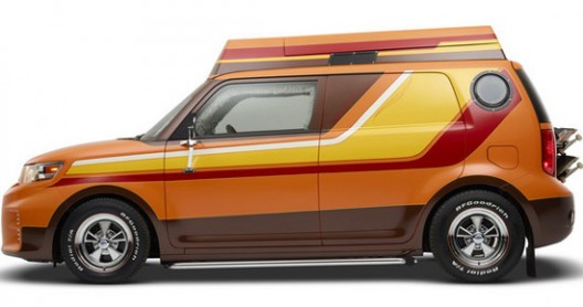 Scion x Riley Hawk Skate Tour xBScion And Scion x Slayer Mobile Amp tC