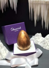 Shawish Christmas Gift – Jewel Inside Chocolate Egg