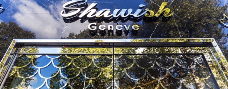 Shawish Genève London Flagship Store Opened