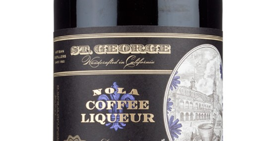 St. George NOLA Coffee Liqueur Arrived to the UK