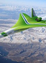 New Supersonic Aircraft, Faster Than Sound, More Comfortable Than Limo