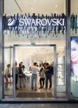 Swarovski's New Milan Flagship Opened Its Doors