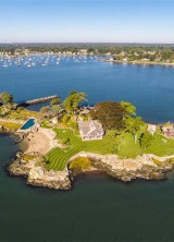 Tavern Island – Historic Single Family in Norwalk on Sale