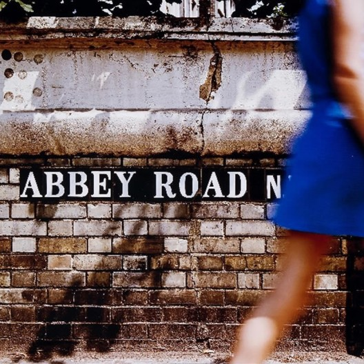 The Beatles' Abbey Road Unused Cover Photos Sold for £180,000