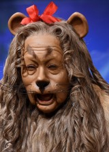 """The Wizard of Oz"" Cowardly Lion Costume Sold For $3.1 Million"