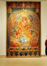 Tibetan Silk Tapestry Sold for $45 Million at Christie's Hong Kong