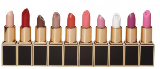 Tom Ford Launches The Lips & Boys Collection