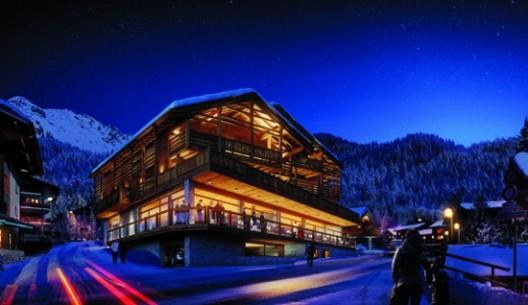Luxury Residence in Verbier, Switzerland  From €4.5 Million