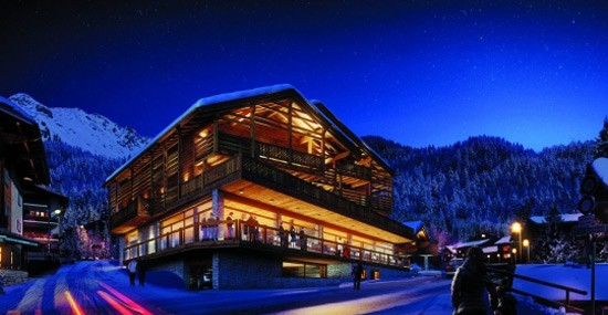 Luxury Residence in Verbier, Switzerland  From €4.5 Million