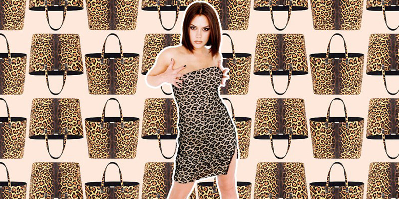 Hurry Up! Victoria Beckham's Leopard-print Accessories Capsule Collection is Here
