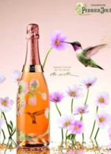Vik Muniz for Perrier-Jouet Belle Epoque Rose Limited Edition