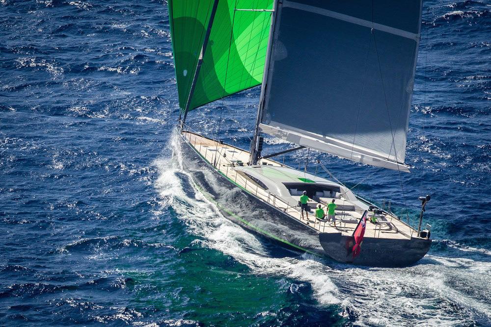 Baltic 108 WinWin Superyacht