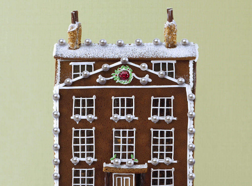 World's Most Expensive Gingerbread House at VeryFirstTo