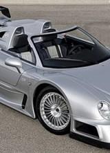 2002 Mercedes CLK GTR Roadster On Sale