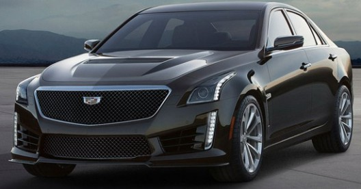 Cadillac will next month at NAIAS Auto Show in Detroit present the new CTS-V model for 2016