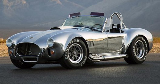 Shelby American has prepared a special edition of Cobra model, named 50th Anniversary Cobra 427