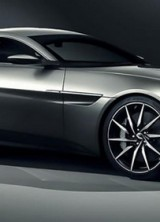 Aston Martin DB10 Officially Introduced