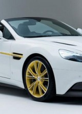 Aston Martin Works 60th Anniversary Vanquish Special Edition