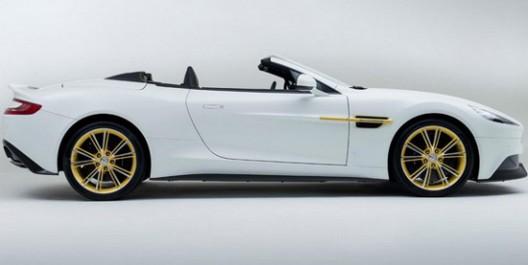Aston Martin Works 60th Anniversary Vanquish Special Edition