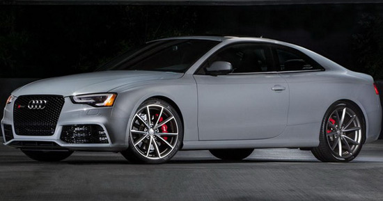 audi rs5 coupe sport edition for us market extravaganzi. Black Bedroom Furniture Sets. Home Design Ideas