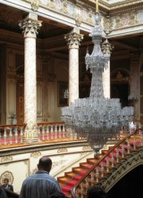 Baccarat Celebrates 250th Anniversary With The Largest Chandelier Ever Produced