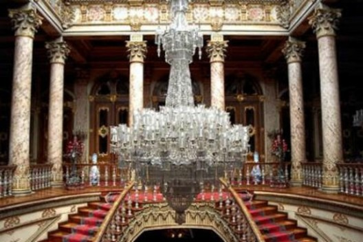 Renowned manufacturer of fine crystal glassware, Baccarat celebrates its 250th anniversary with the largest chandelier ever produced in the history of the house