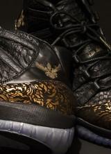 Black House Jordan XI By KXIV