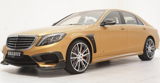 Luxury Brabus 850 S63 AMG With 850HP