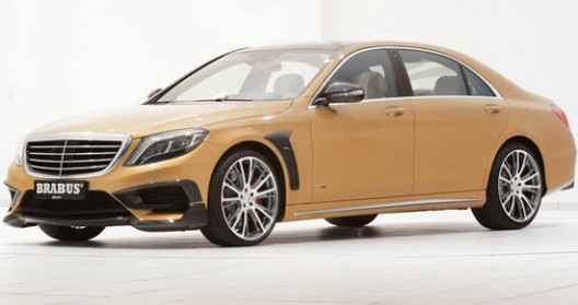Luxury Brabus 850 S63 AMG With 850HP