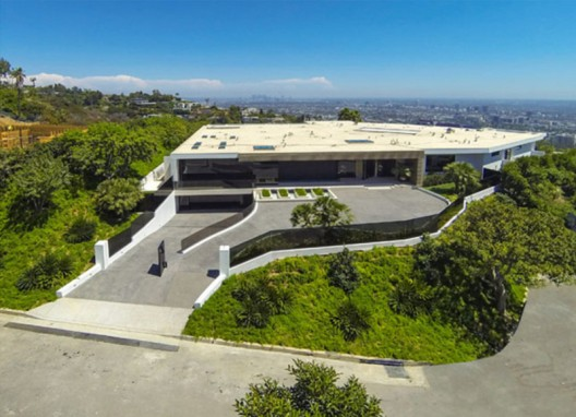 Reduced Price for Bruce Makowsky's Beverly Hills Mansion
