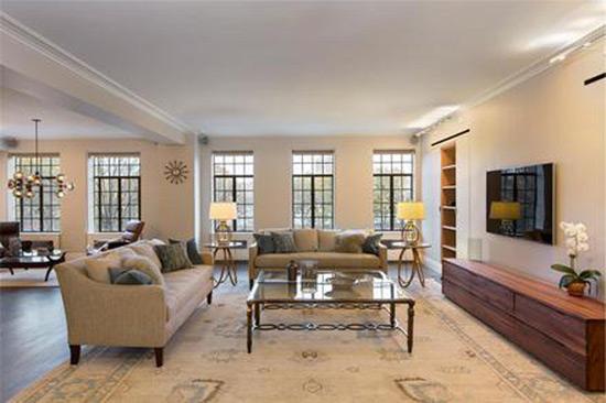 Superb Bruce Willisu0027 Manhattan Apartment On Sale For $12.995 Million