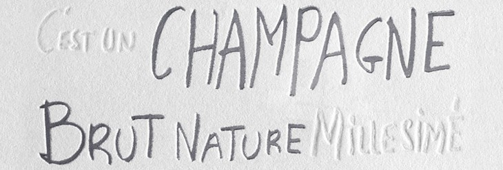 Louis Roederer Champagne and Philippe Starck – Brut Nature 2006