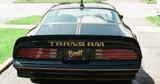 Burt Reynolds' Bandit 1977 Pontiac Trans Am Sold At Auction