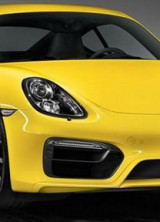 Porsche Exclusive Cayman S Racing Yellow