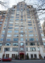 Newly Listed Central Park West Apartment