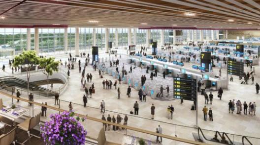 Singapore Airport Changi Jewel - Like No Other