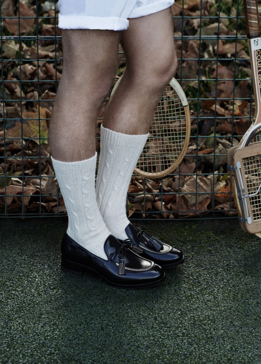 Christian Louboutin's Spring/Summer 2015 Men's Collection