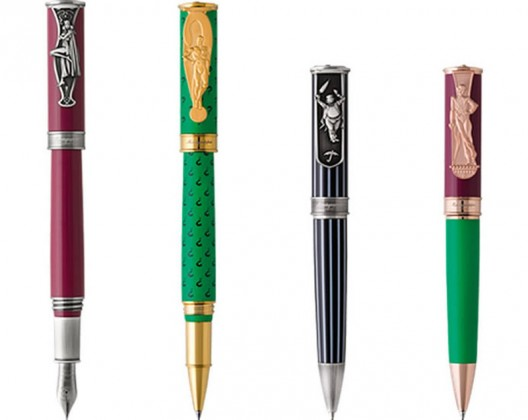 DC Comics Heroes & Villains Collection by Montegrappa