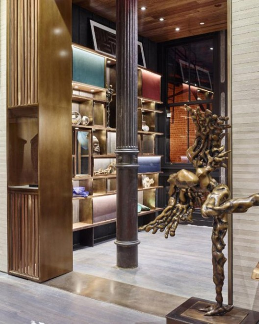 David Yurman Opened New Flagship in SoHo District