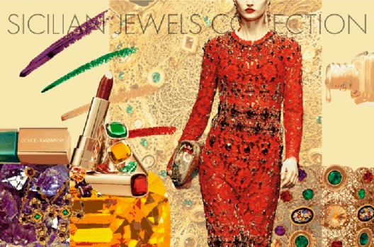 Dolce & Gabbana Sicilian Jewels Collection Exclusively at Harrods