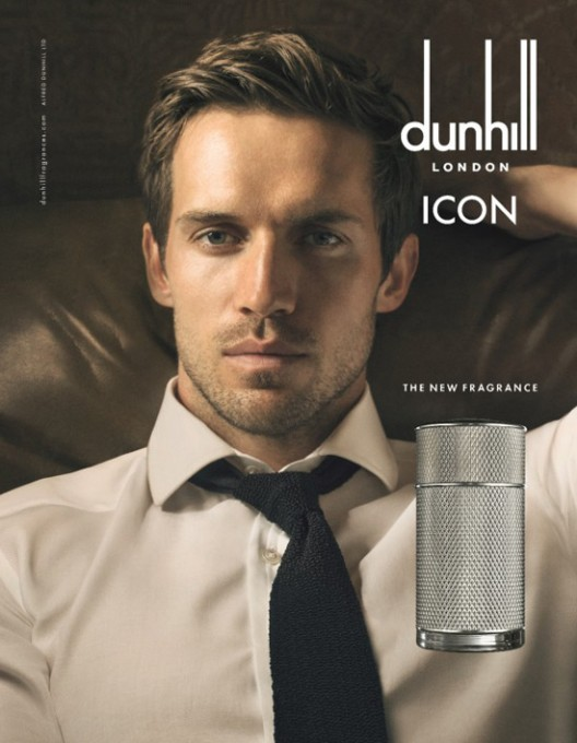 Dunhill's New Fragrance for Men - Dunhill Icon