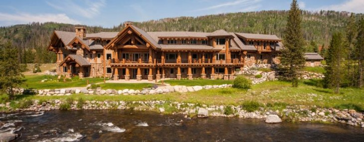 Eagles Landing, Clark, Colorado on Sale for $7,9 Million