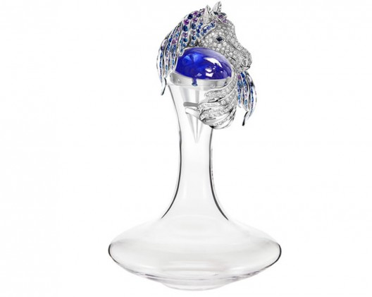Anita Mai Tan's New Eclectic Decanter Collection for Algems