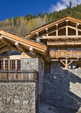 Eleven Experience's Chalet Pelerin, French Alps