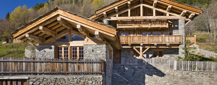 Eleven Experience's Chalet Pelerin in French Alps
