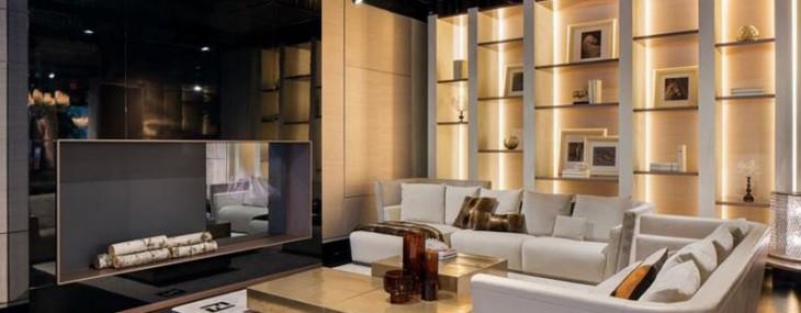 Fendi Casa's New Showroom in the Heart of Manhattan