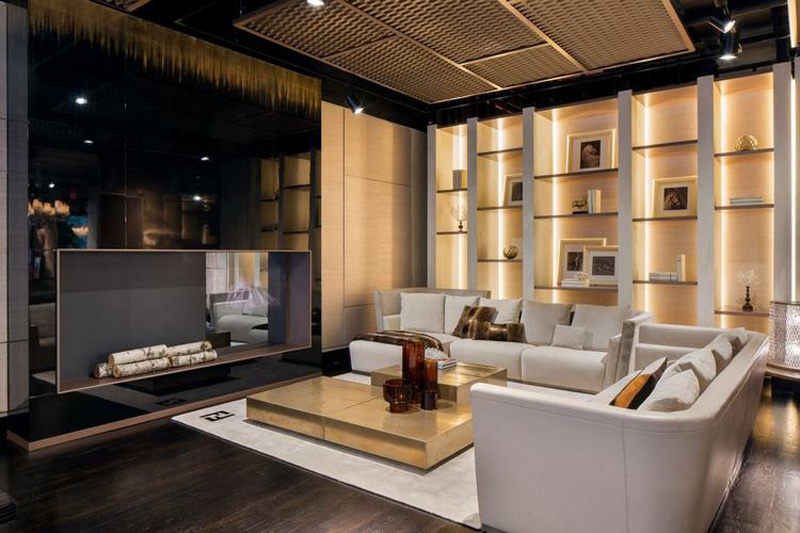 Fendi Casa's New Showroom in the Heart of Manhattan