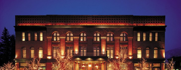 Hotel Jerome, Aspen Celebrates 125th Anniversary