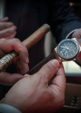 "New Hublot Classic Fusion ""Forbidden X"" with Arturo Fuente Launched in Dubai"