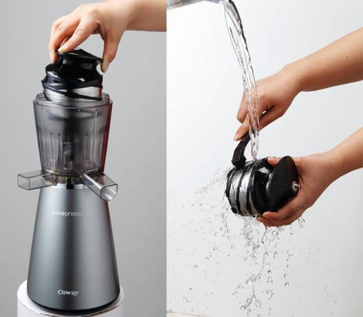 Juicepresso - New Smart Cold-pressed Juicer